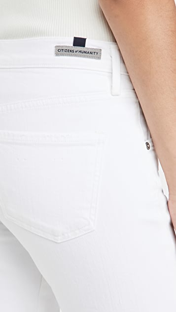 Citizens of Humanity Emerson Crop Slim Boyfriend Jeans