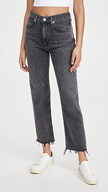 Citizens of Humanity Daphne Crop Jeans