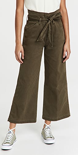 Citizens of Humanity - Louvelle Belted Wide Leg Pants