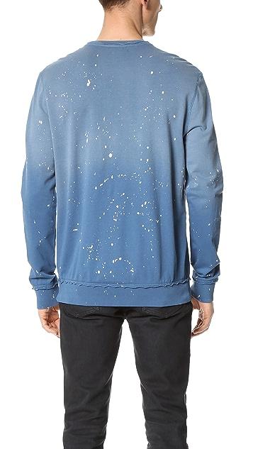 Calvin Klein Jeans Watermark Crew Sweatshirt