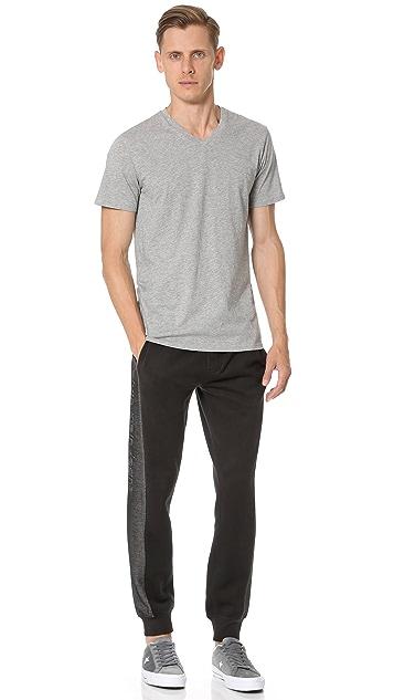 Calvin Klein Jeans Deboss Logo Sweatpants