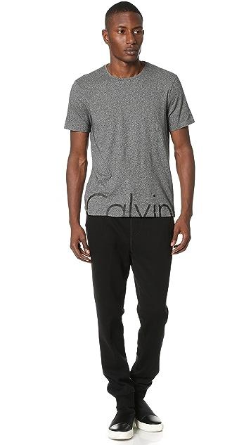 Calvin Klein Jeans Split Logo Tee