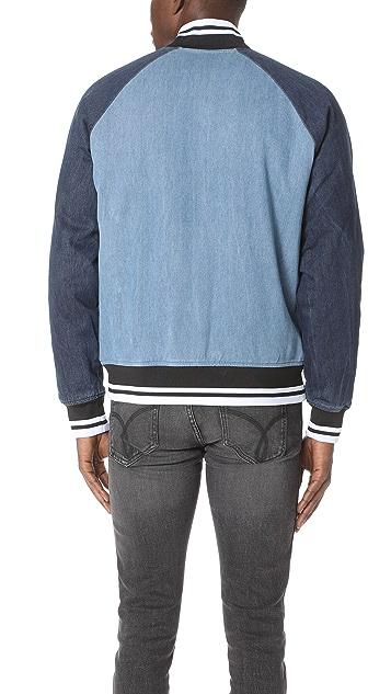 Calvin Klein Jeans Icon Baseball Jacket