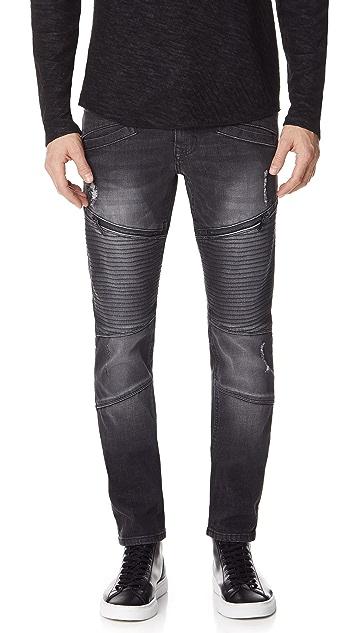 Calvin Klein Jeans Biker Denim Jeans