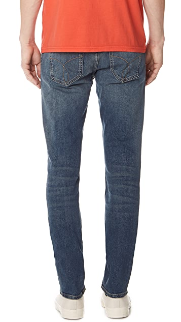 Calvin Klein Jeans Slim Fred Blue Jeans