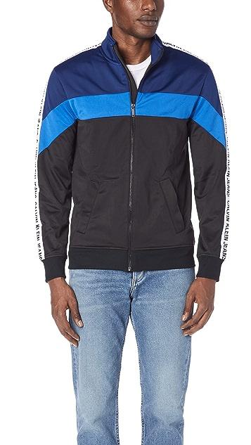 Calvin Klein Jeans Full Zip Track Jacket