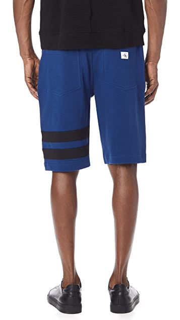 Calvin Klein Jeans Athletic Shorts