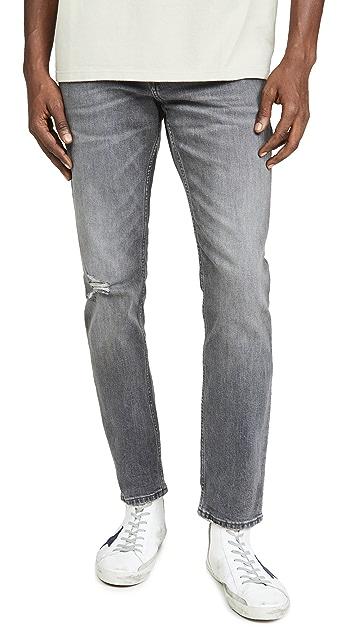 Calvin Klein Jeans Slim Fit Jeans in Earp Grey