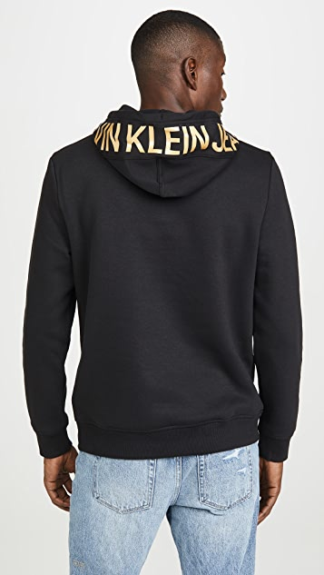 Calvin Klein Jeans New Iconic Graphic Hoodie