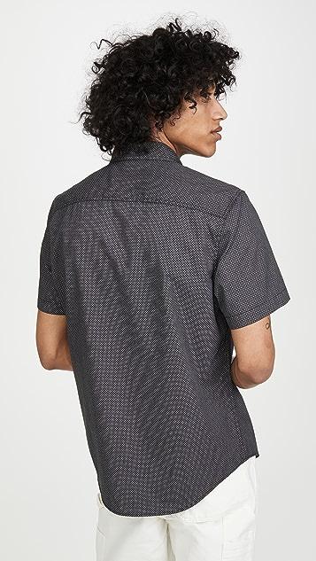 Calvin Klein Jeans Slub Solid Shirt