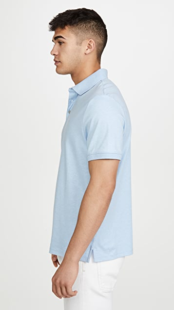 Calvin Klein Jeans Short Sleeve Liquid Solid Polo