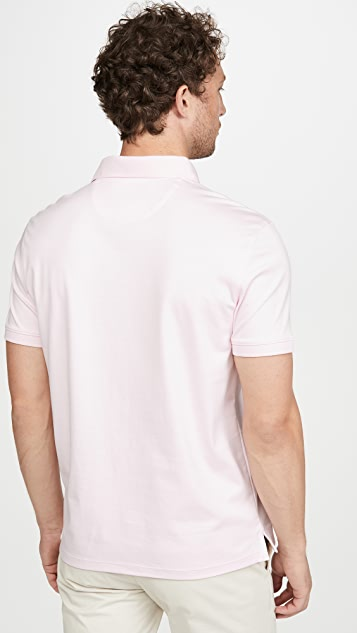 Calvin Klein Jeans Short Sleeve Liquid Solid Polo