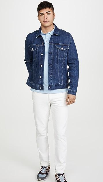 Calvin Klein Jeans Essential Trucker Iconic CK Jacket