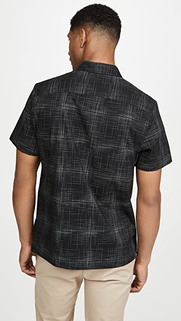 Calvin Klein Jeans Short Sleeve XFit Stripe Shirt