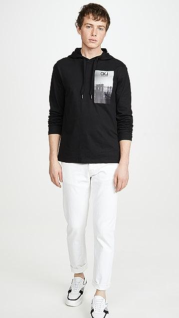 Calvin Klein Jeans Cityscape Hoodie