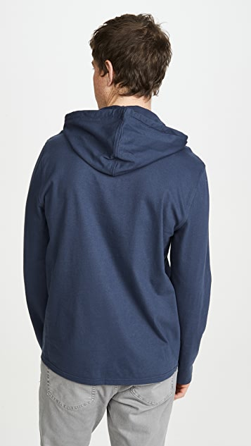 Calvin Klein Jeans City Scape Long Sleeve Hoodie