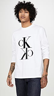Calvin Klein Jeans Ck Reflection Tee