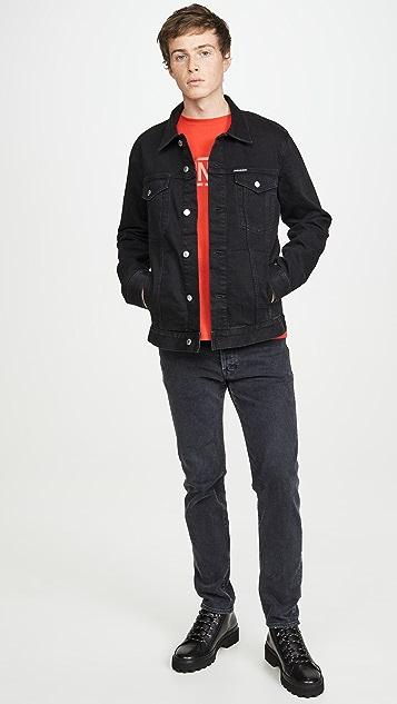 Calvin Klein Jeans Essential Men Trucker Jacket