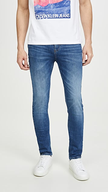 Calvin Klein Jeans Skinny Rock With You Jeans