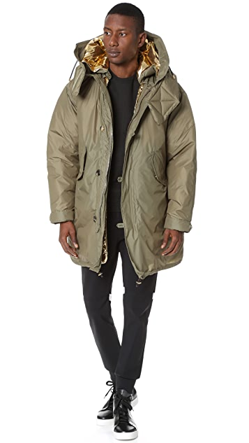 Calvin Klein Collection Nassau Parka