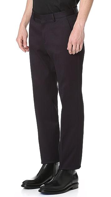 Calvin Klein Collection Exact Trousers