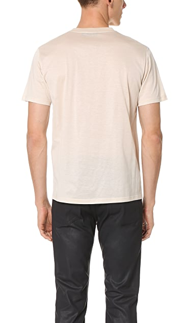 Calvin Klein Collection Pedal Tee