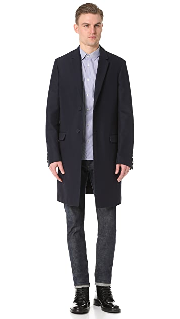 Calvin Klein Collection Roland Coat