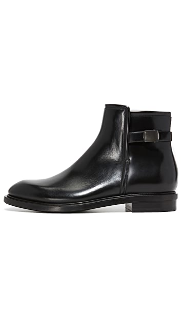 Calvin Klein Collection Bob Zip Boots