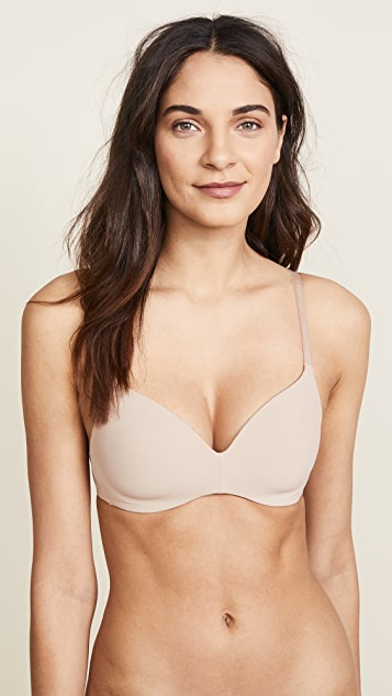 eb0c77765a Calvin Klein Underwear Perfectly Fit Wireless Contour Bra