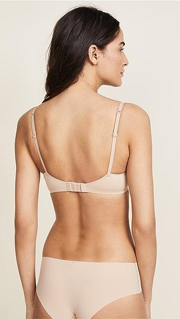 Calvin Klein Underwear Современный кружевной бюстгальтер под футболку Perfectly Fit