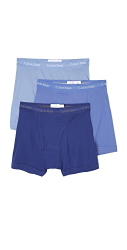 Calvin Klein Underwear - 3 Pack Cotton Classic Boxer Briefs