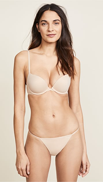 ba3d5e2869 Calvin Klein Underwear Perfectly Fit Convertible Push Up Bra