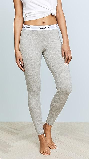 Calvin Klein Underwear Современные пижамные брюки