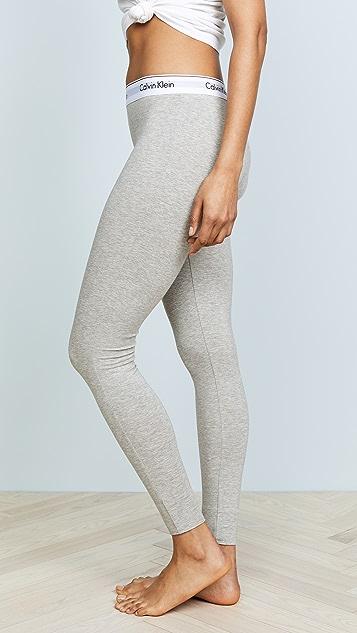 Calvin Klein 钢托文胸 时尚睡衣裤子