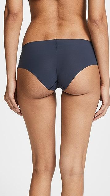 Calvin Klein Underwear Комплект из пяти трусиков Invisibles с низкой талией