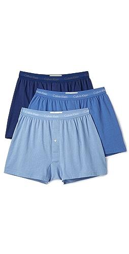 Calvin Klein Underwear - Cotton Classic 3 Pack Knit Boxers
