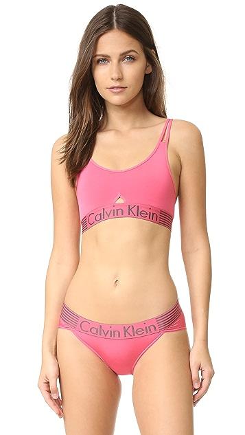 8d80d966be6 Calvin Klein Underwear Iron Strength Micro Bralette