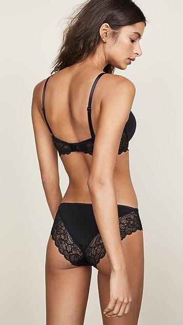 Calvin Klein Underwear Seductive Comfort Demi Lift Multiway 文胸