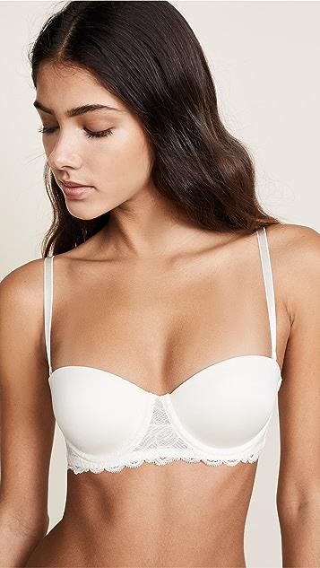 Calvin Klein Underwear Бюстгальтер-трансформер без бретелек Seductive Comfort