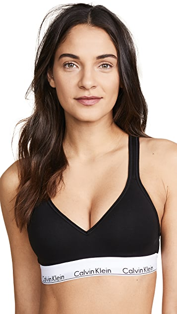 1d36dedbf3 ... Calvin Klein Underwear Modern Cotton Lightly Lined Bralette. Shop the  Look