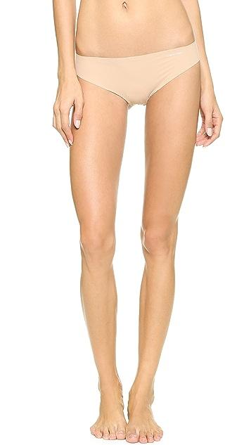 Calvin Klein Underwear Invisibles Thong 3 Pack