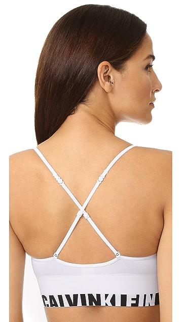 Calvin Klein Underwear Seamless Logo Multiway Bralette