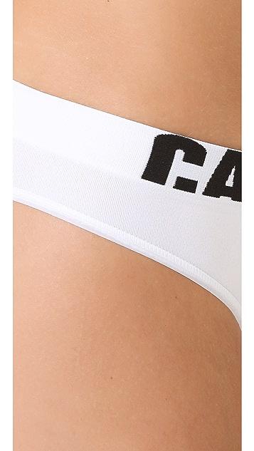 Calvin Klein Underwear Seamless Logo Bikini Panties