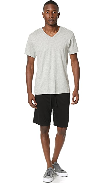 Calvin Klein Underwear 3 Pack Cotton Classic V Neck T-Shirts