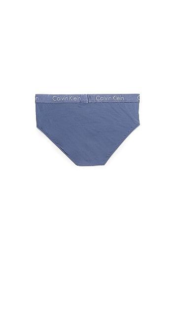 Calvin Klein Underwear Liquid Stretch Hip Briefs