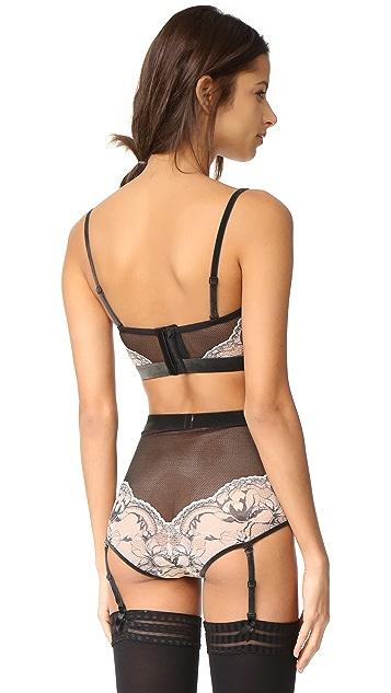 Calvin Klein Underwear Embrace Balconette Longline Multiway Bra