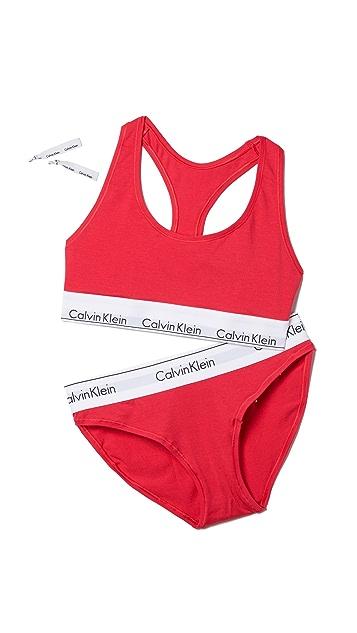 79e8f4c99 Calvin Klein Underwear Modern Cotton Gift Set