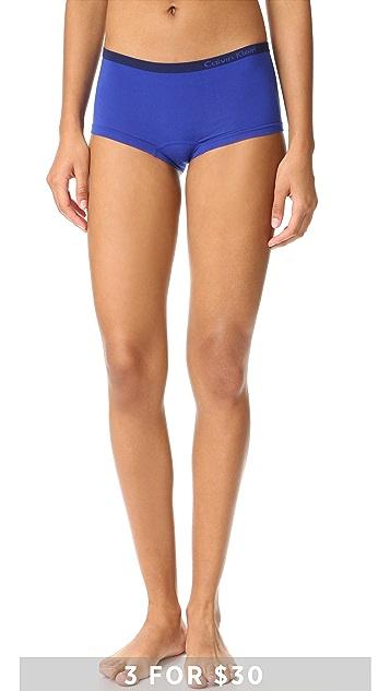 efec7b9f111b Calvin Klein Underwear Pure Seamless Boyshorts | SHOPBOP
