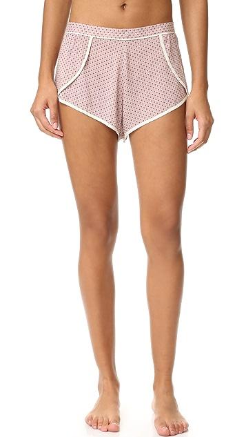 Calvin Klein Underwear Translucent PJ Set