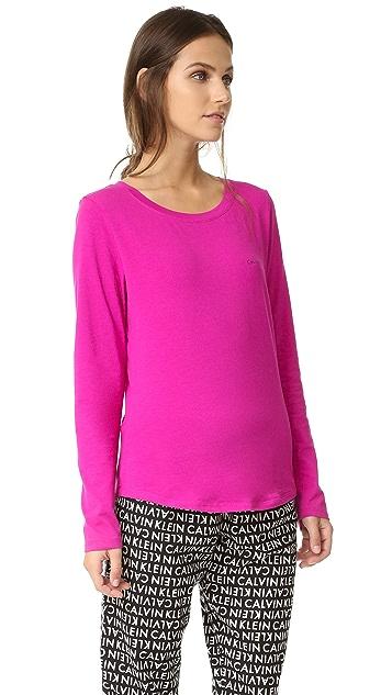 Calvin Klein Underwear Подарочная пижама из фланели